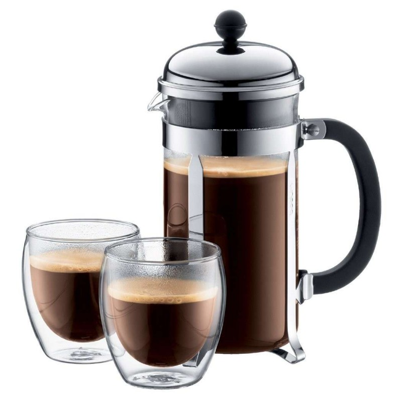COFFEE CITY Γαλλικός βανίλια Καφέδες φίλτρου
