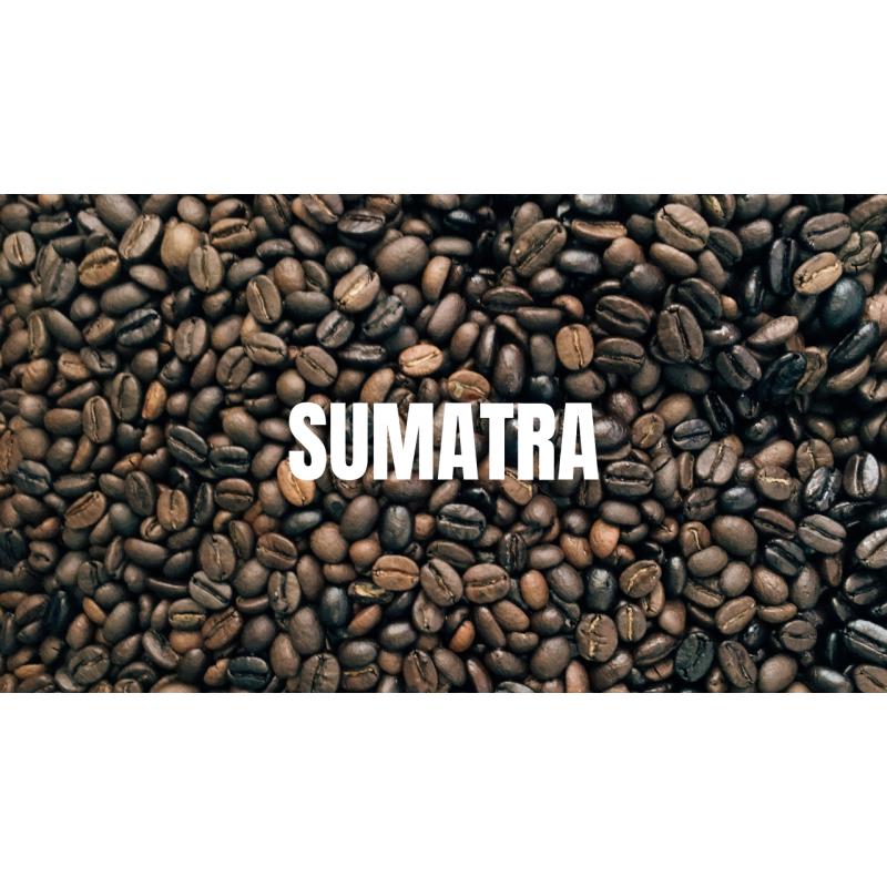 Sumatra single origin  Καφεκοπτειο