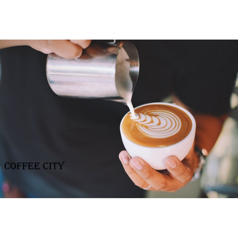 COFFEE CITY Cappuccino Καφέδες