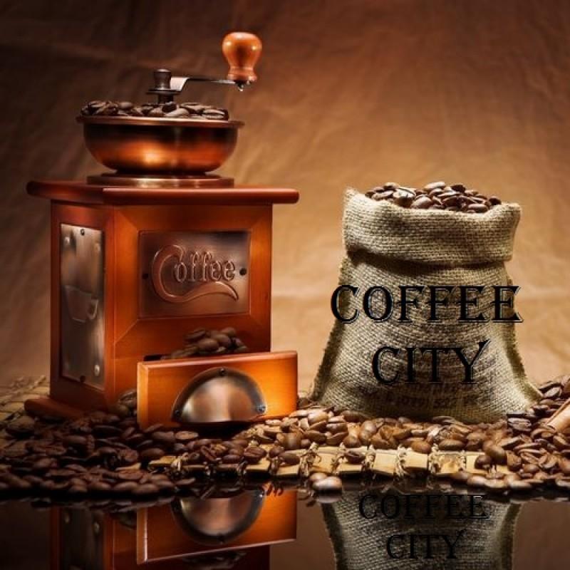 COFFEE CITY Καφές φίλτρου αμερικάνικος Καφεκοπτειο