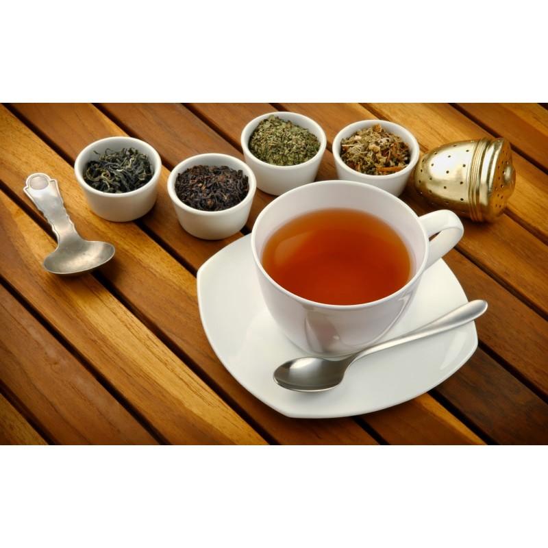 Πράσινο Τσάι Φράουλα - Πορτοκάλι